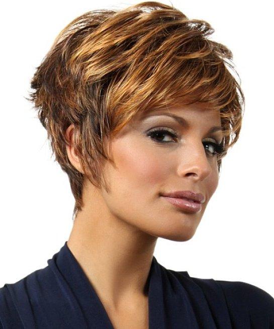 Новинки стрижек на короткие волосы