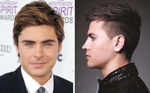 Как правильно укладывать волосы парням