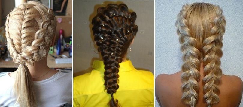 Красивые косы для девочек на длинные волосы
