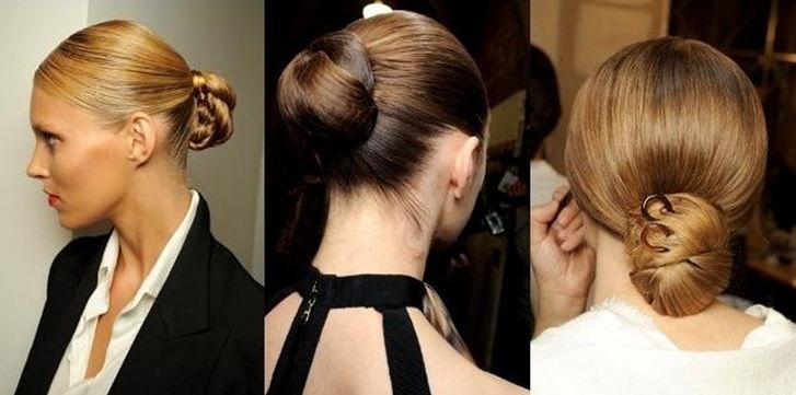 Деловая стрижка на средние волосы