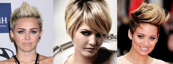 амбре покраска волос фото на коротких волосах