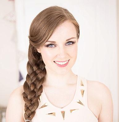 Эффектная коса для девушек с длинными густыми волосами