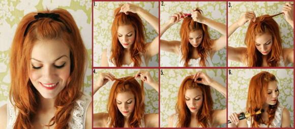 hairstyle как у настоящей принцессы