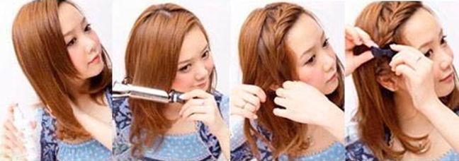 Как плести косы на длинные волосы пошаговое