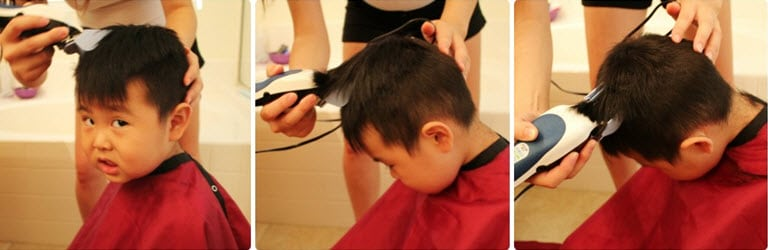 Как сделать прическу мальчику в домашних условиях для мальчиков 90