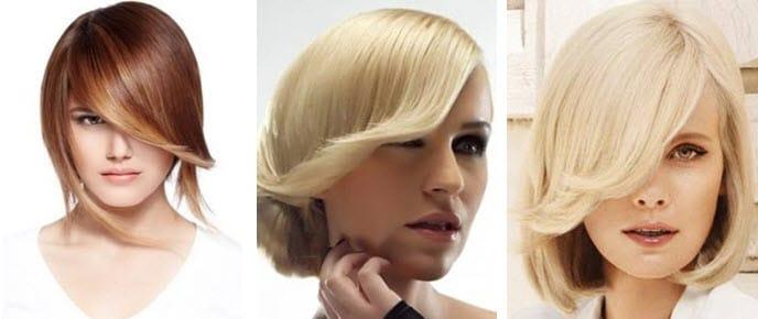 Укладка на короткие волосы: Стильные cтрижки (50)
