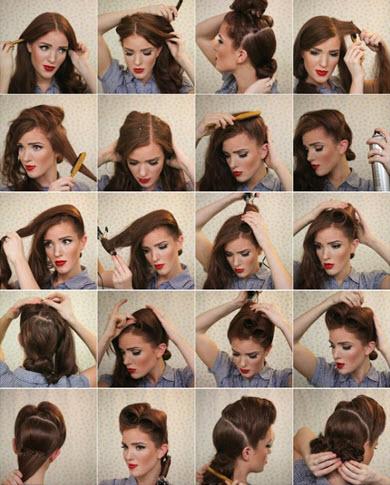 Как сделать волнистые волосы с помощью утюжка