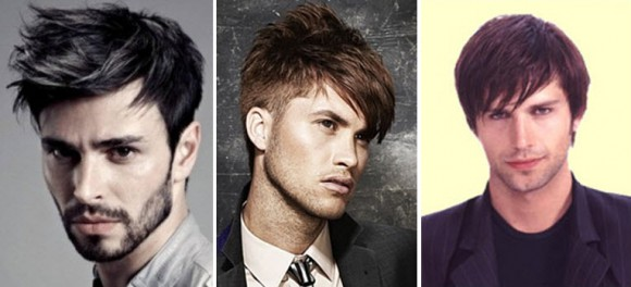 Примеры мужских модельных стрижек