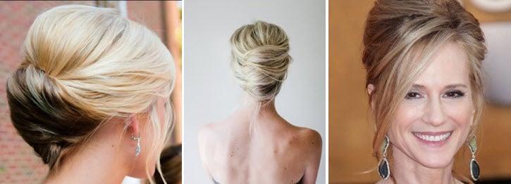 Причёски для мамы невесты