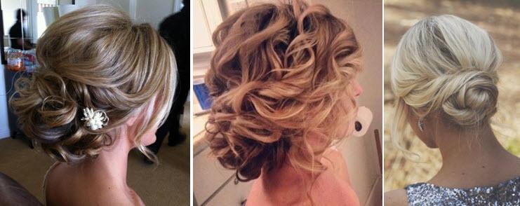 Прически на свадьбу из коротких тонких волос