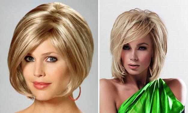 Стрижки 2015 на среднюю длину волос