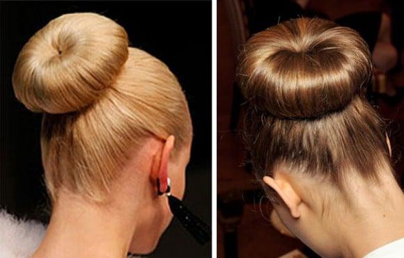 Поролоновый валик для волос