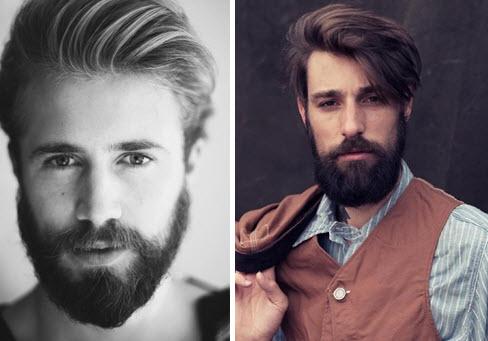 Классический тип бороды
