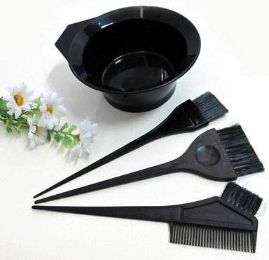 Инструменты для тонирования волос