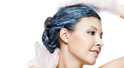 Волосы, обработанные тонирующим средством